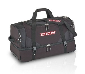 CCM Wheeled Referee Bag
