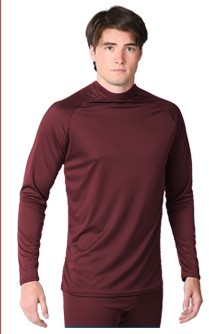 WSI Microtech Form Fitted Long Sleeve Shirt
